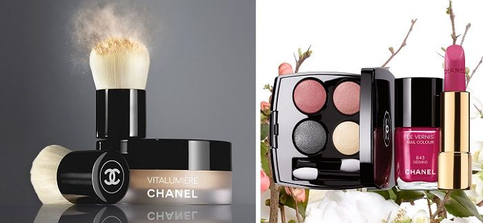 #Chanel tendencias en maquillaje