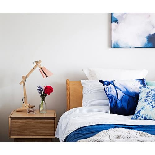 Be inspired by the before and after pics, as super-stylist Kerrie-Anne Jones creates the perfect master bedroom for just $1000.