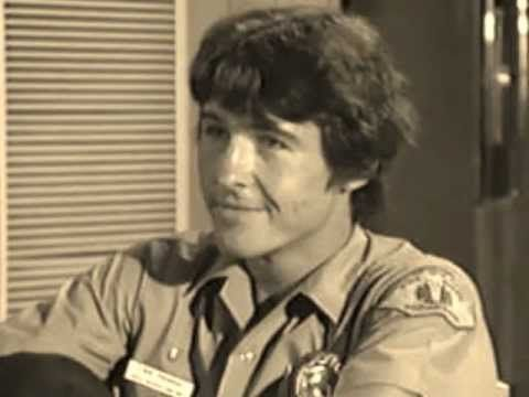 "Paramedic Fireman John Gage of ""Emergency!""  Played by Randolph Mantooth - I have every episode!"