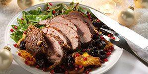 Peppered Roast Beef   Canadian Diabetes Association