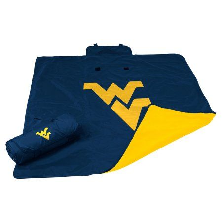 West Virginia All-Weather Blanket, Multicolor