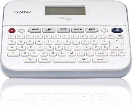 Brother P-Touch PT-D400 Beschriftungsgerät: Amazon.de: Bürobedarf & Schreibwaren