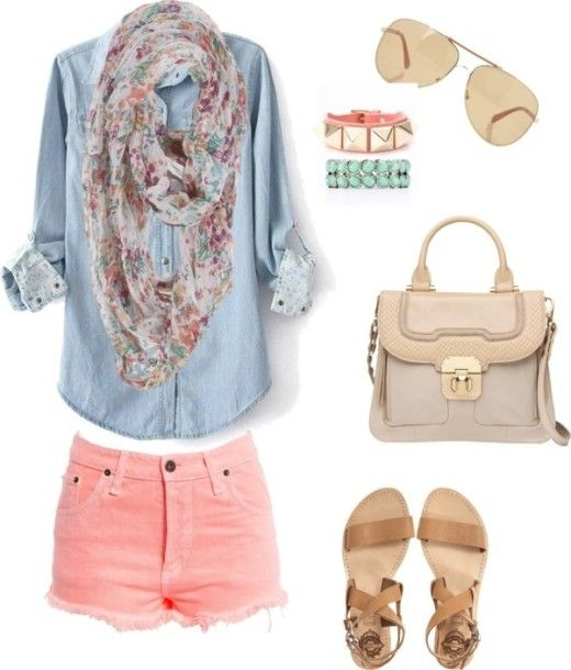 beautiful stylish fashion ideas, dresses, shorts, shoes, and accessories