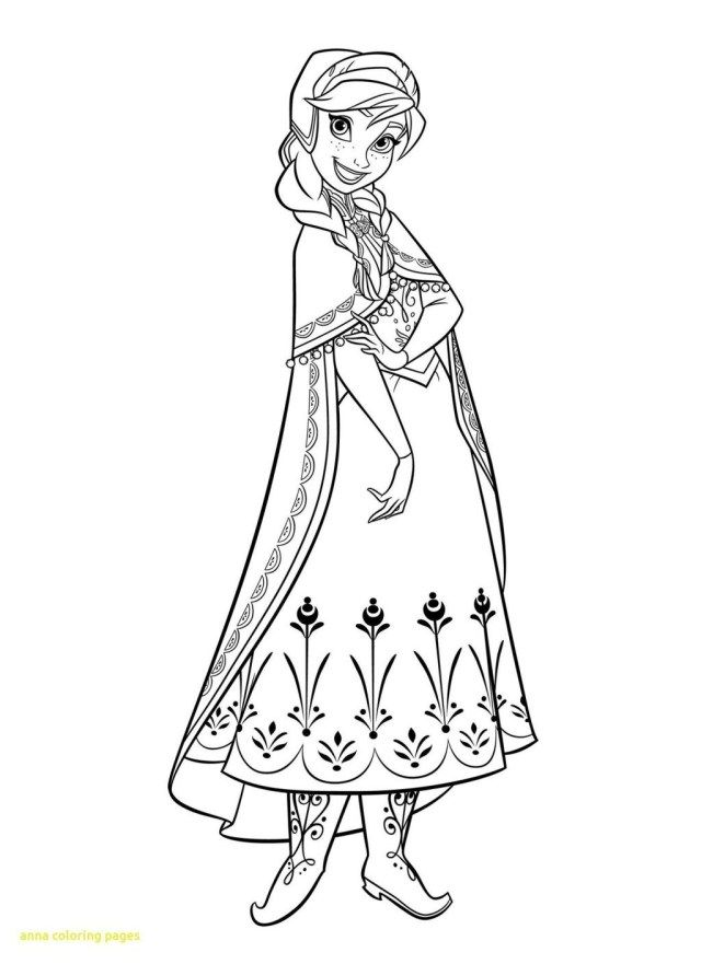 25 Elegant Photo Of Anna Coloring Pages Entitlementtrap Com Frozen Coloring Frozen Coloring Pages Princess Coloring Pages