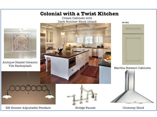 Sopo Cottage Kitchen Design Colonial With A Twist We Re