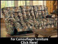 Sofa Pillows camoflauge furniture