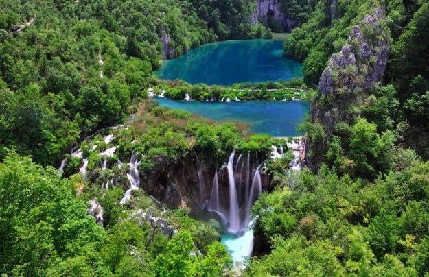 parco-nazionale-dei-laghi-di-plitvice-croazia myluxury.it