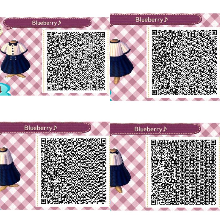 acnl qr codes black dresses