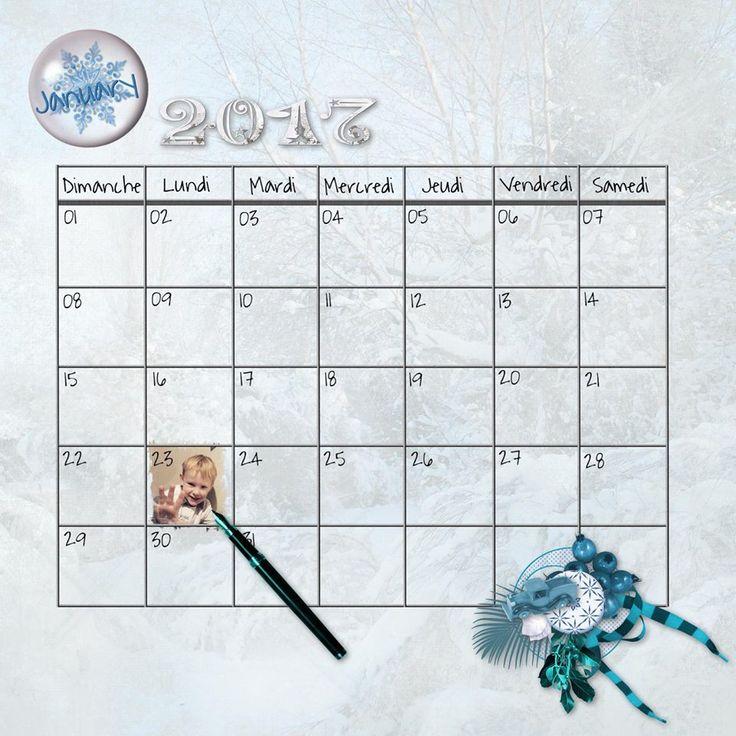 """avec le kit """"En attendant l'hiver"""" de Bribri62 et le calendrier (+ bratz) de Scrapulette"""