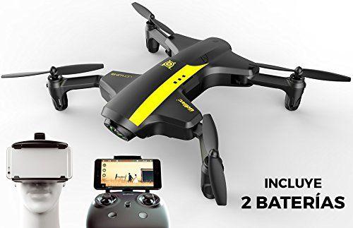 UDI U29 - Drone FPV plegable con cámara HD y Gafas VR - Incluye 2 baterías - https://www.midronepro.com/producto/udi-u29-drone-fpv-plegable-con-camara-hd-y-gafas-vr-incluye-2-baterias/