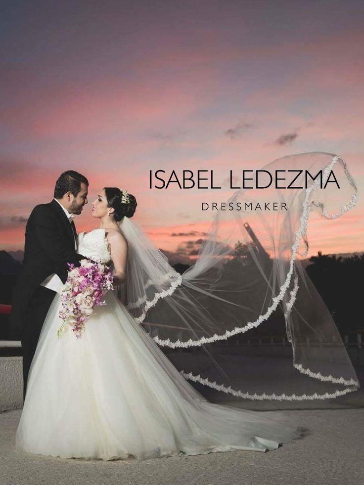 Isabel ledezma  Diseñadora de modas en Chihuahua México  Con servicio en nuevo León México  Novias/ Gala/ XV y más