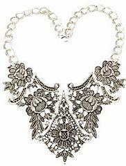 Femme Colliers Déclaration Alliage Mode Bijoux de déclaration Le style mignon Européen Or Argent Bijoux Pour Soirée