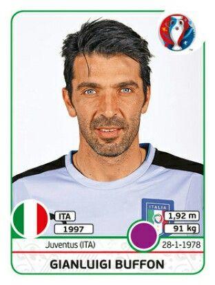 EURO 2016 - Gianluigi Buffon - Italia