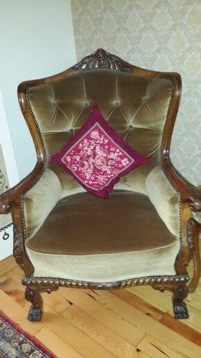 Eski koltuk