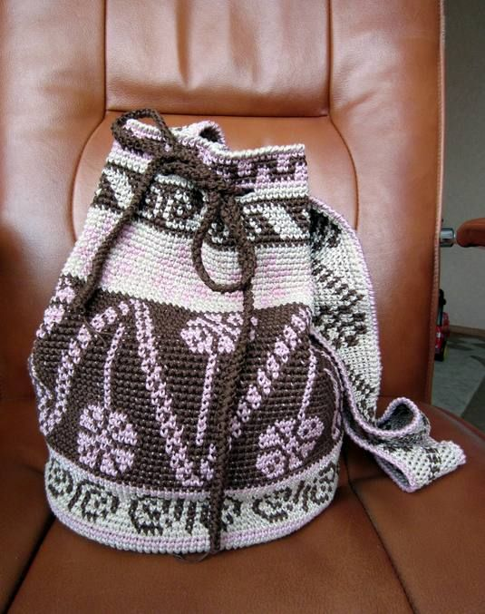 tapestry crochet -