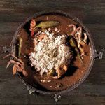 New Orleans chef John Besh dishes up the ultimate shellfish stock recipe for seafood gumbo
