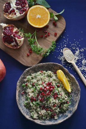 İnkaların temel gıdalarından kinoa günümüzde zengin besin içeriğiyle sağlıklı yiyecekler arasında gösteriliyor. Kinoayla salata, çorba, pilav, dolma yapmak mümkün.