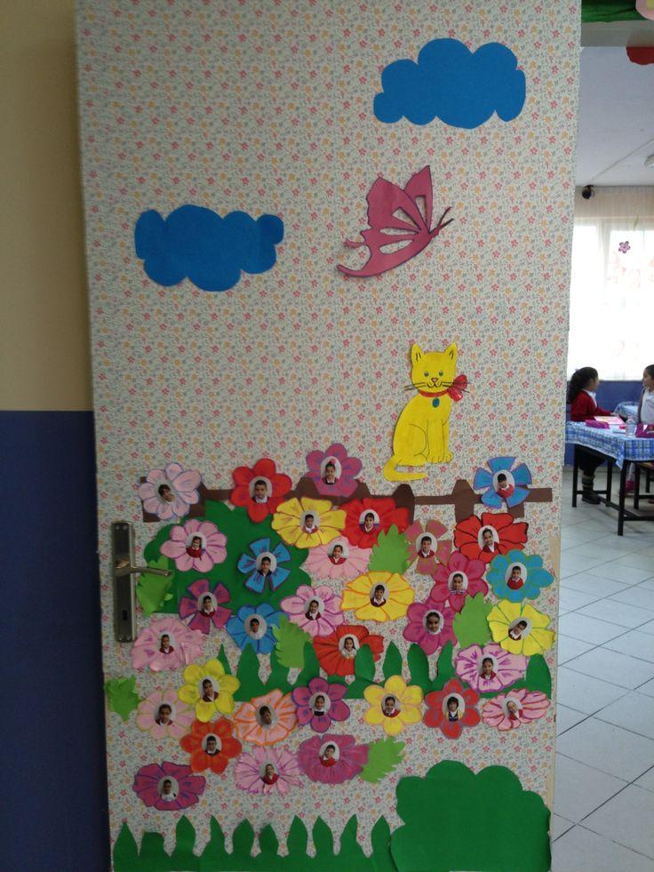 Sınıf kapımız