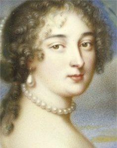 Madame de Maintenon, second wife of Louis XIV