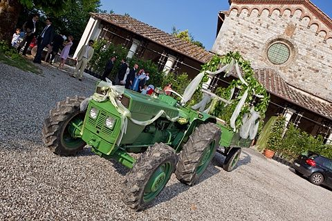 trattore a festA