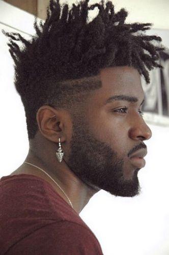 coiffure d'homme noir                                                                                                                                                                                 Plus
