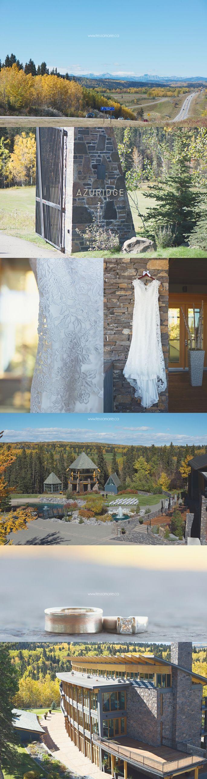 Wedding at Azuridge, Priddis Alberta, Calgary Wedding Photographer - www.tessamarie.ca