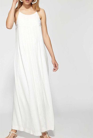 Pin Tuck Dress | Dresses