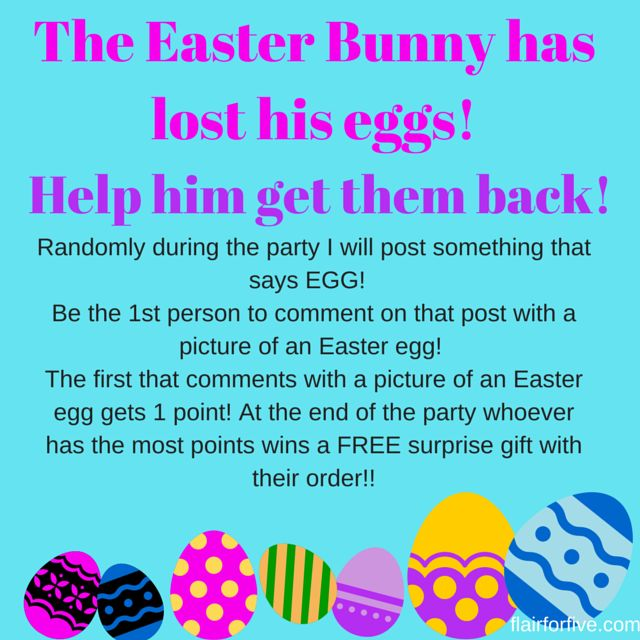 Paparazzi Online Easter Game