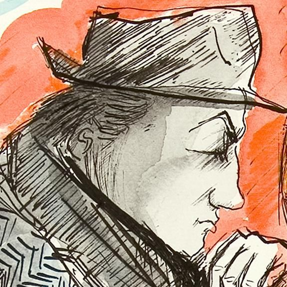 Autoritratto | Fondazione Federico Fellini