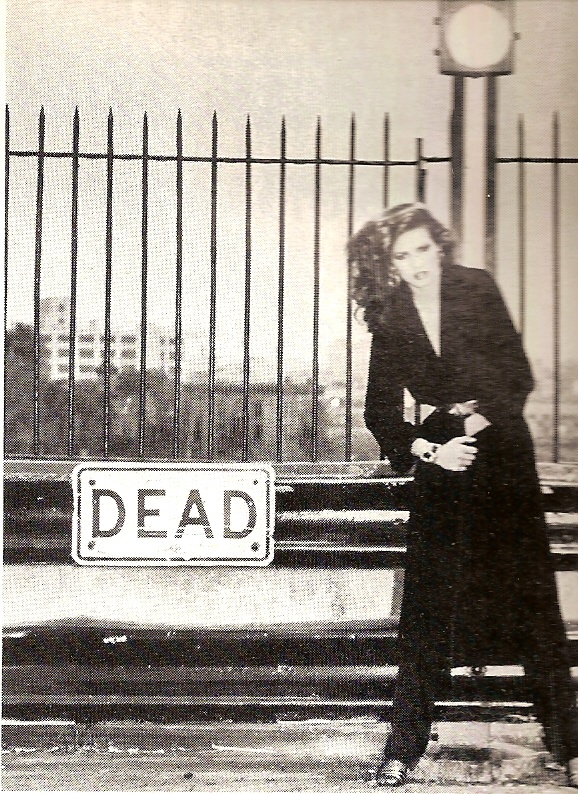 VOGUE  MARCH 1979  ANDREA BLANCH