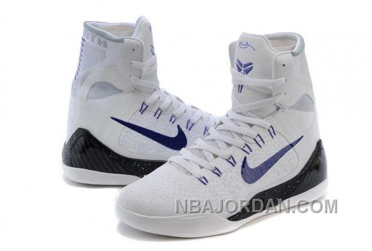 http://www.nbajordan.com/mens-nk-kobe-9-elite-hightop-basketball-shoes-black-purple-white-authentic.html MEN'S NK KOBE 9 ELITE HIGH-TOP BASKETBALL SHOES BLACK PURPLE WHITE AUTHENTIC Only $78.00 , Free Shipping!