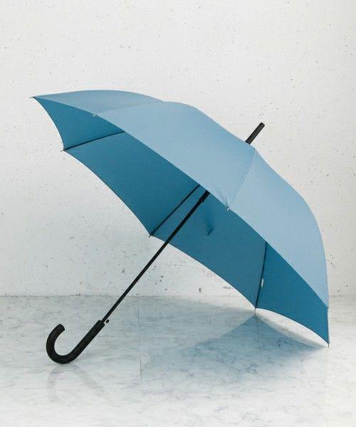 ameme(アメメ)の「ameme シエナ長傘(長傘)」|ブルー