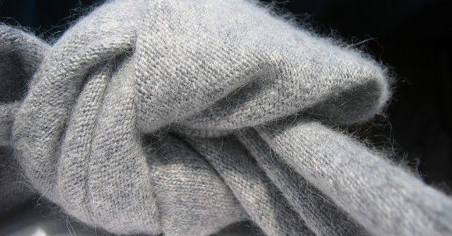 Instructions pour tricoter une écharpe tube - [node:vocab:3:term] - utile.fr