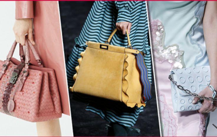 Тренды 2017: ТОП-40 модных вариантов сумок на каждый день