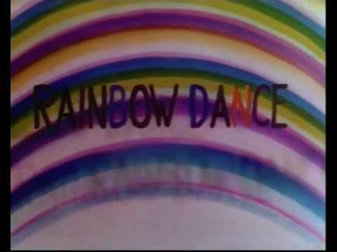1936 - Rainbow Dance by Len Lye (Great Britain), New Zealand-born artist known primarily for his experimental films and kinetic sculpture.