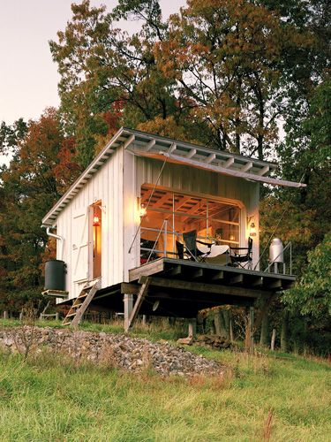 Check out these impressive tiny houses that maximize both function and style.