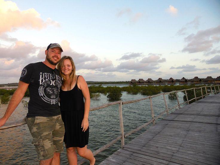 I want to go back! Paradise aka Flamingo Bay , Inhambane, Mozambique.