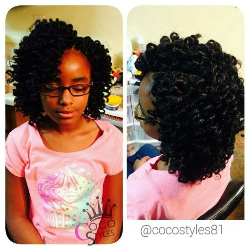 ... crochet braids on Pinterest Protective styles, Kids crochet and