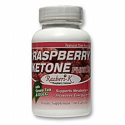 Raspberry Ketone Fusion combines two awesome natural weight loss ingredients - raspberry ketones and green tea extract.