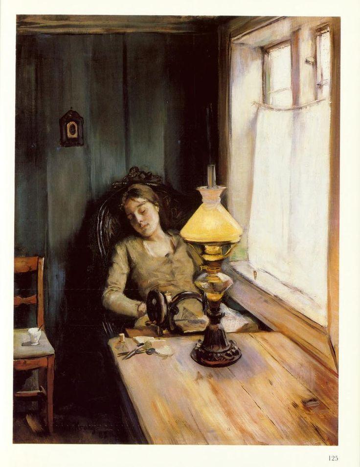 Krogh sypike 1885