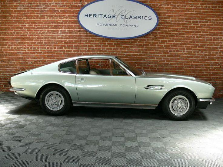 1970 Aston Martin DBS V-8 Coupe