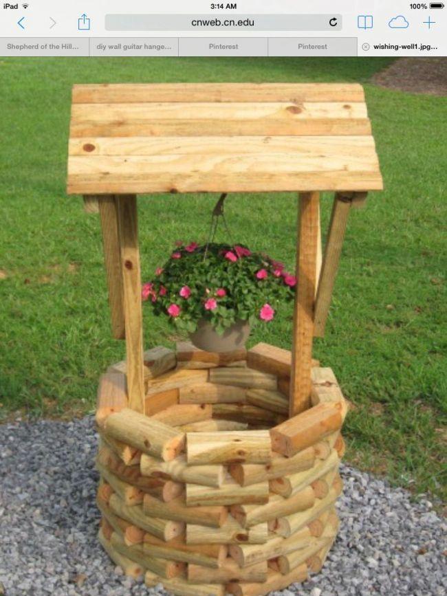 Outdoor Garden Fir Wood Raised Bed Planter Stand Flower Yard Landscape Box
