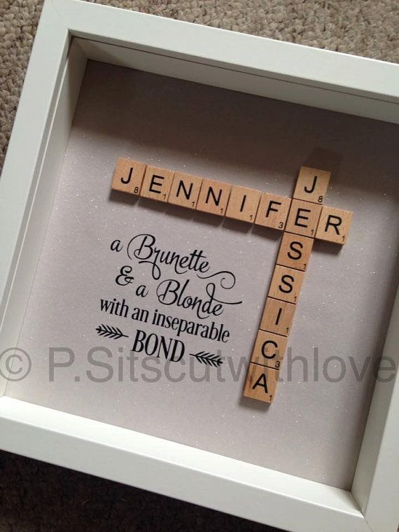 A Brunette and a blonde with an inseparable bond, SVG cut file