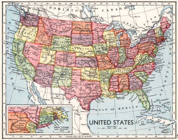 Best Usa Maps Ideas On Pinterest United States Map Map Of - Map of us map