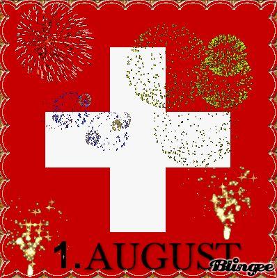 Wünsche einen geruhsamen Schweizer Nationalfeiertag