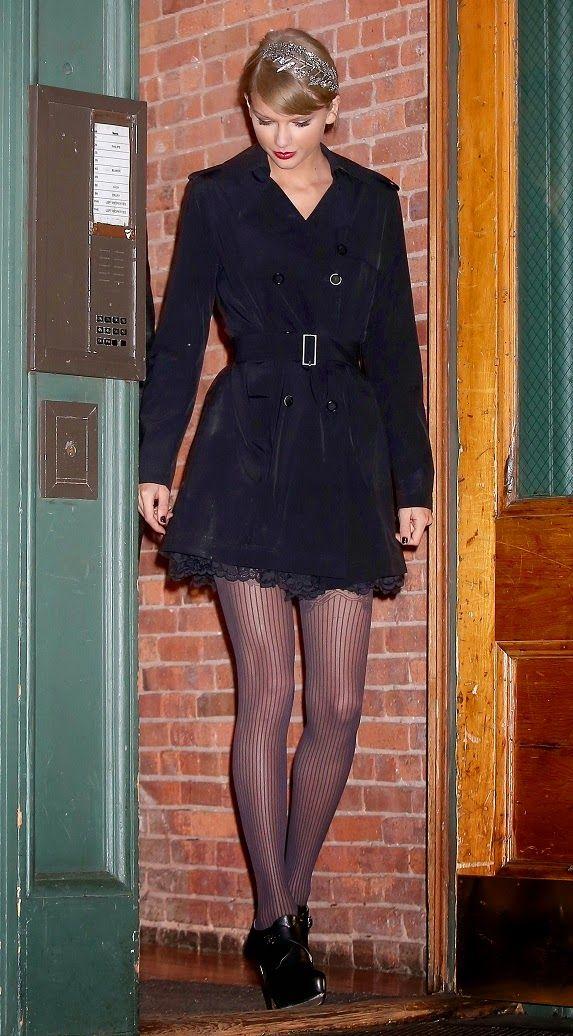 Taylor Swift quitte son appartement de New-York - 22.12.2014