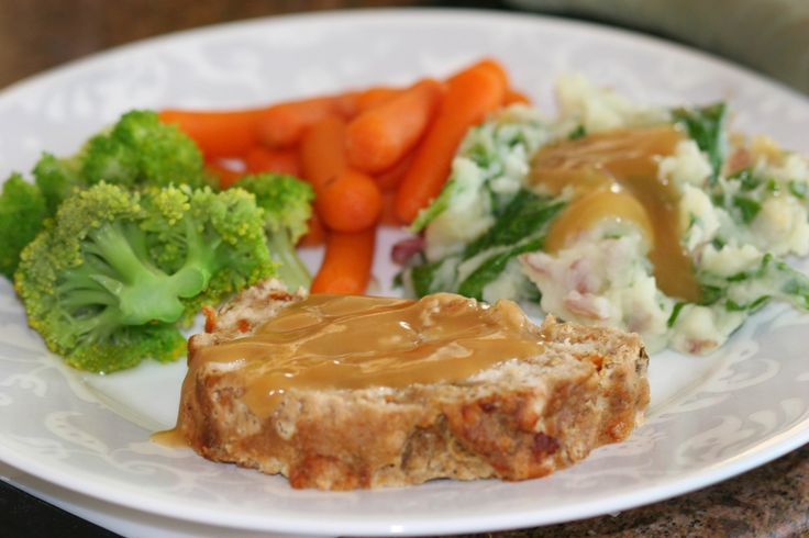 Swap out your regular meatloaf recipe for this delicious Turkey Loaf! Full of amazing flavors, easy to make and fantastic for leftovers.