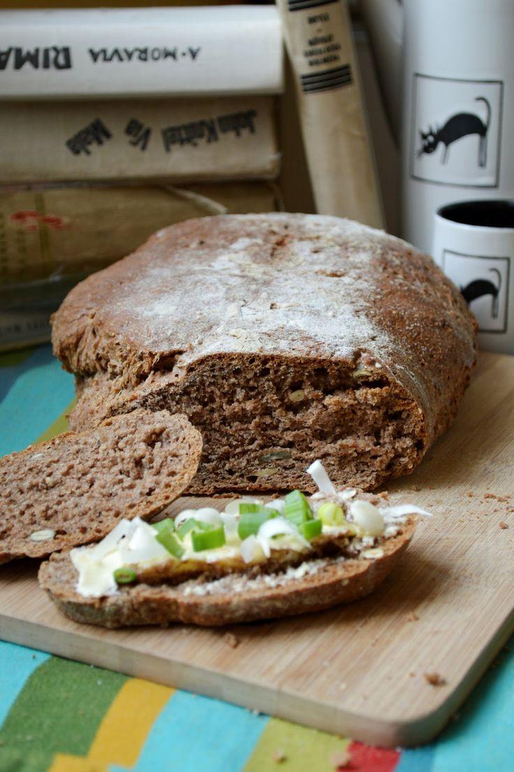 Delisssima: Nedeľný špaldový chlebík