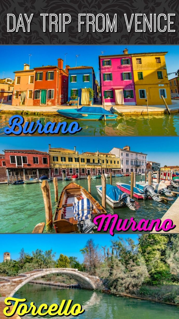A tour of these 3 popular Venetian Lagoons is a wonderful way to escape the crowded city during the day. Visit the home of beautiful lace products, Murano glass and a church dating back to the 600s!