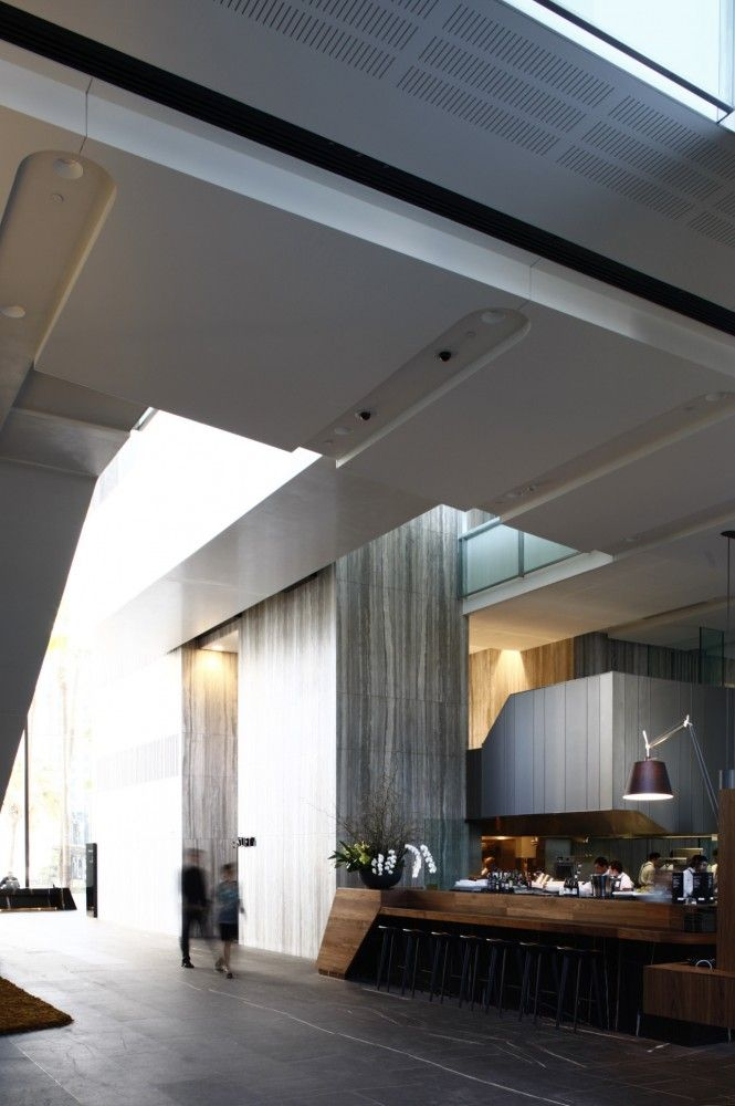 Gallery Of One One Eagle Street Cox Rayner Architects